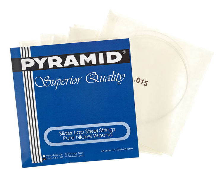 Pyramid Slider Set 8
