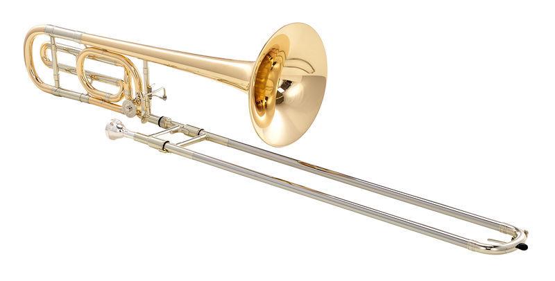 B&S 3085B-L Bb/F- Trombone