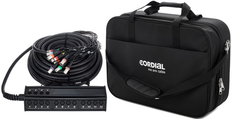 Cordial Multicore CYB C 24/4 Bundle
