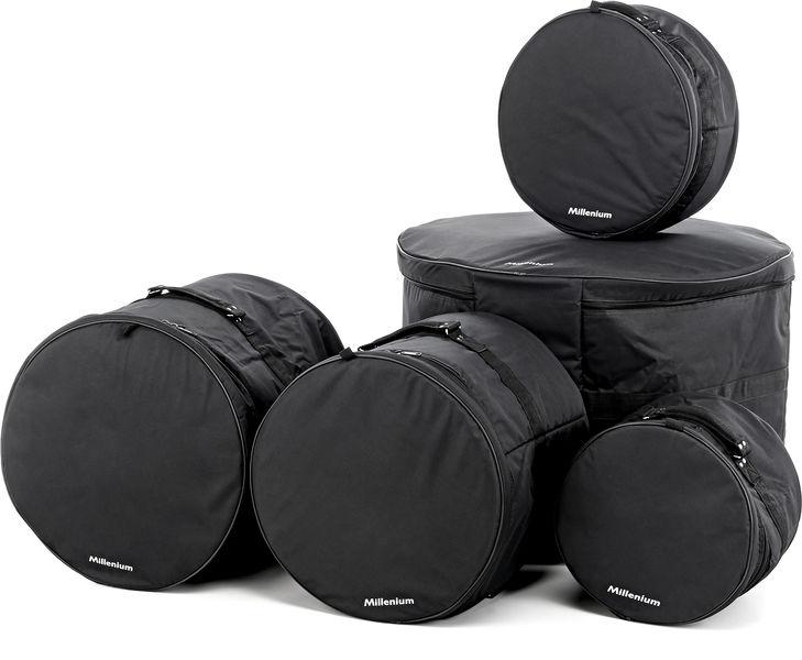 """Millenium Tour Drum Bag Set Rock 24"""""""