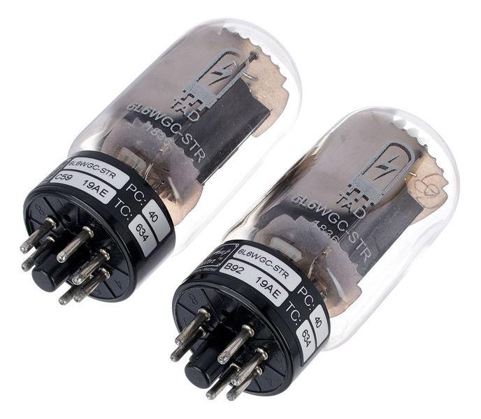 Endstufenröhren Paar Tube Amp Doctor RT812 6L6WGC-STR Duett