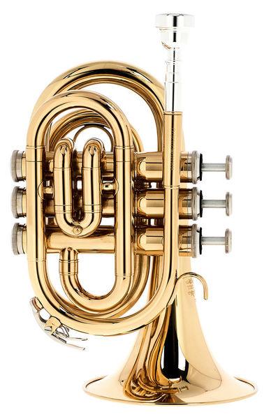 Thomann TR 25 Bb-Pocket Trumpet