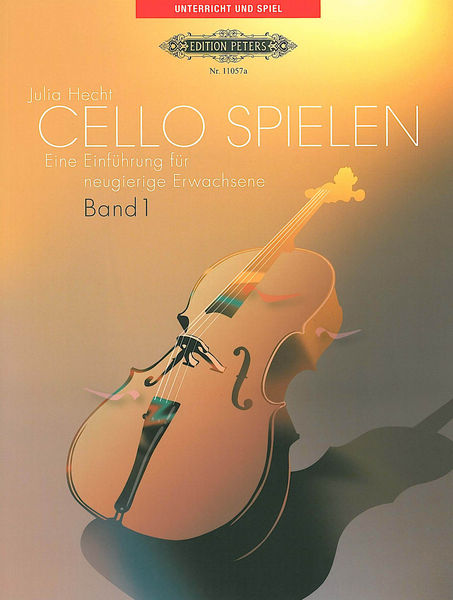 Edition Peters Cello Spielen 1