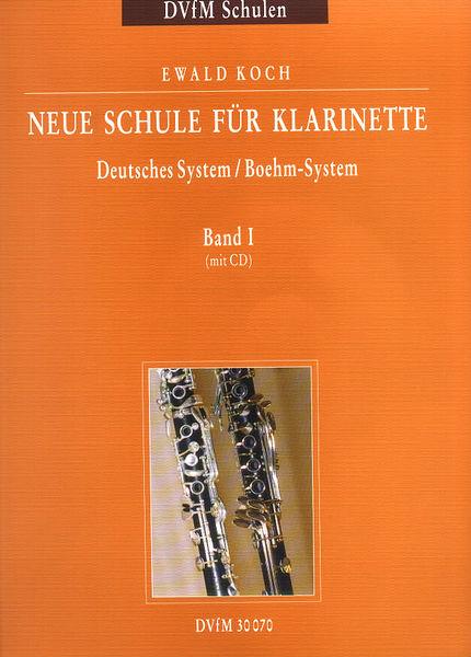 Deutscher Verlag für Musik Neue Schule für Klarinette 1