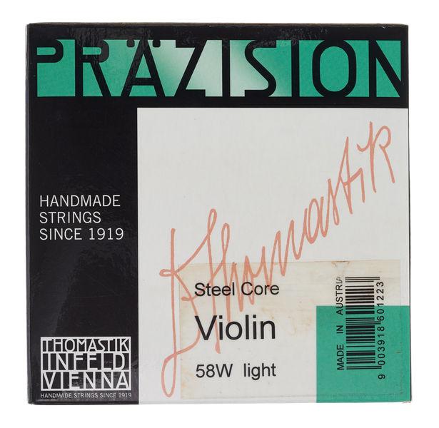 Thomastik Präzision Violin 4/4 light