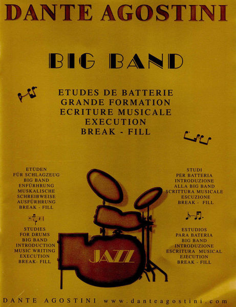 Dante Agostini Big Band Introduction Jazz