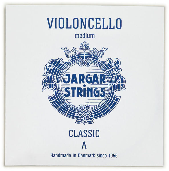 Jargar Classic Cello String A Medium