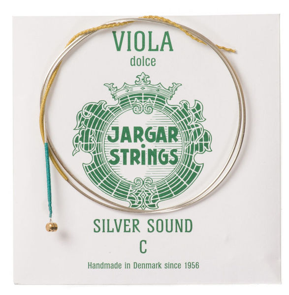 Jargar Silver Viola String C Dolce