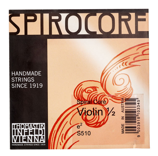 Thomastik Spirocore E Violin 1/2 medium