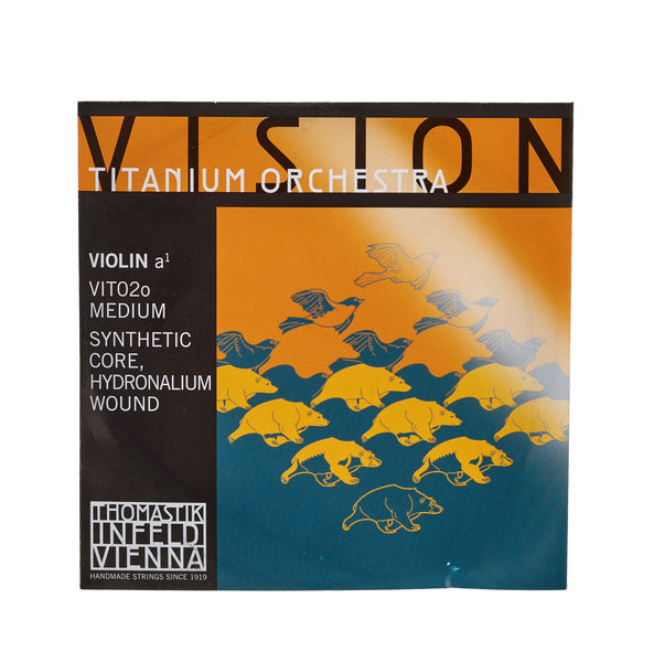 Thomastik Vision Titanium A VIT02o 4/4