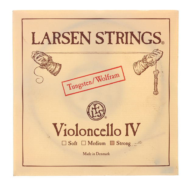 Larsen Cello Single String C Strong