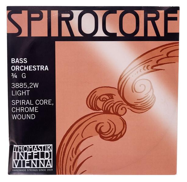 Thomastik Spirocore G Bass 3/4 light