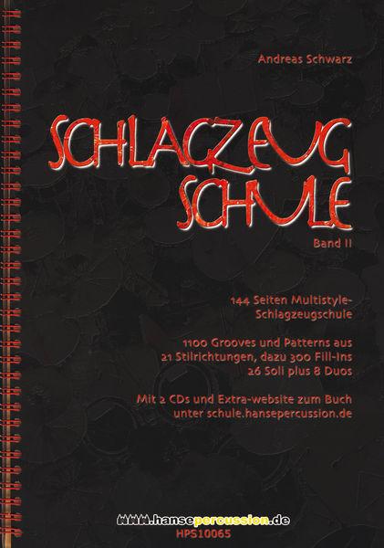 Hansepercussion Schlagzeugschule 2
