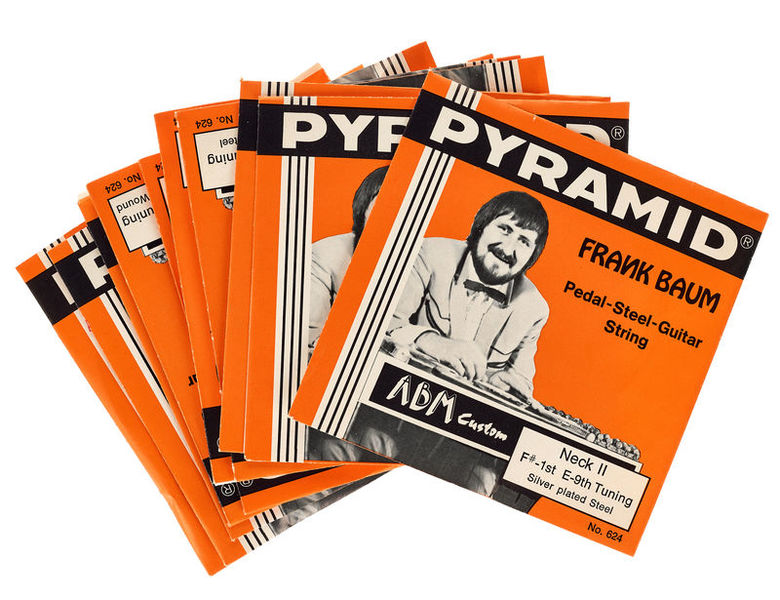 Pyramid E-9th Pedal Steel Set