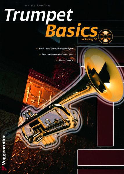 Voggenreiter Trumpet Basics Englisch