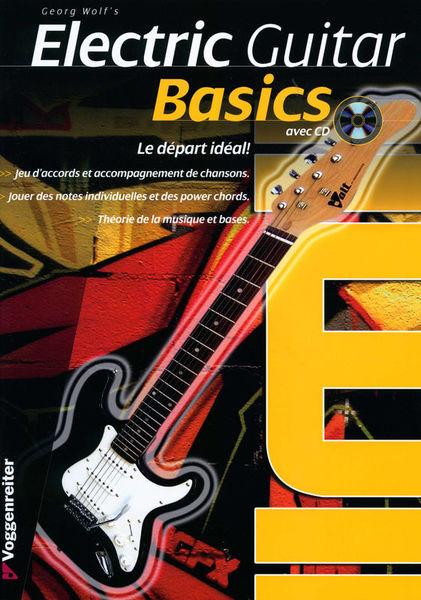 Voggenreiter Electric Guitar Francais/Frenc