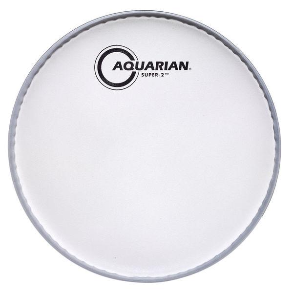 """Aquarian 08"""" Super 2 Coated"""