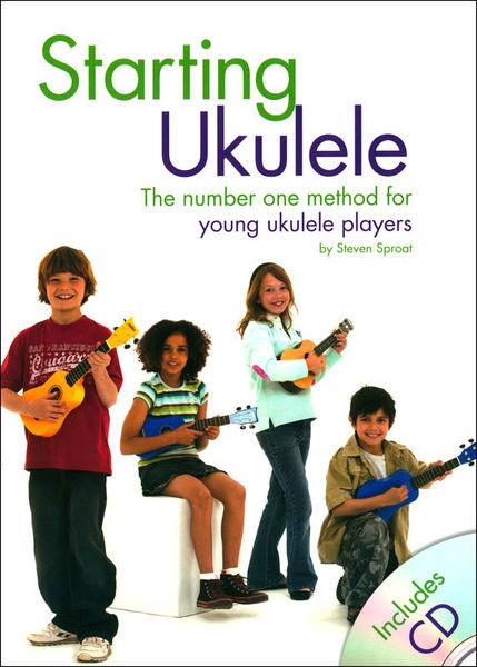 Wise Publications Starting Ukulele