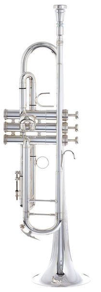 King 2055S Silver Flair Trumpet