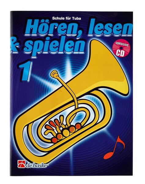 De Haske Hören Lesen Schule 1 Tuba