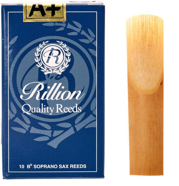 Rillion A+ Reeds Soprano Sax 3.5