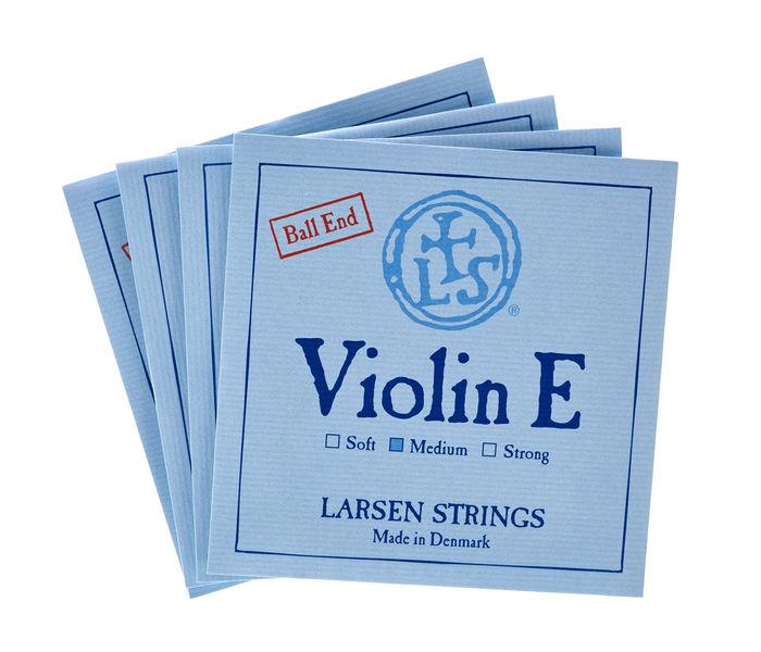 Larsen Violin Strings Medium KGL