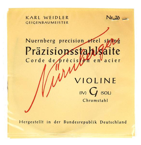 Weidler Nürnberger Präzision V4/4