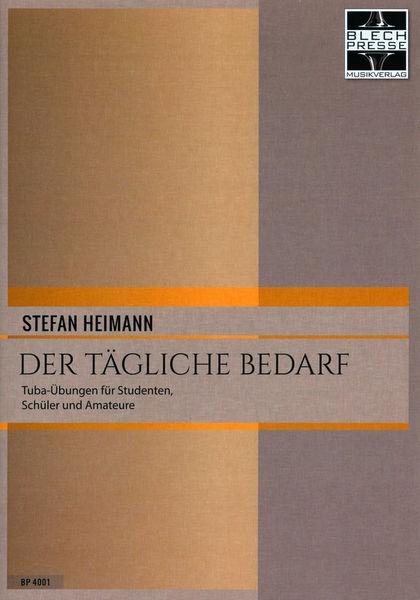 Blechpresse Verlag Der Tägliche Bedarf Tuba-Übung