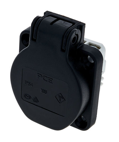 PCE 105-0s S-Nova Socket Black