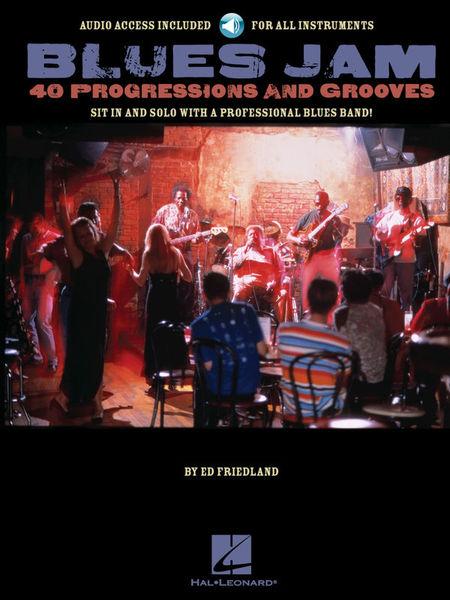 Hal Leonard Blues Jam