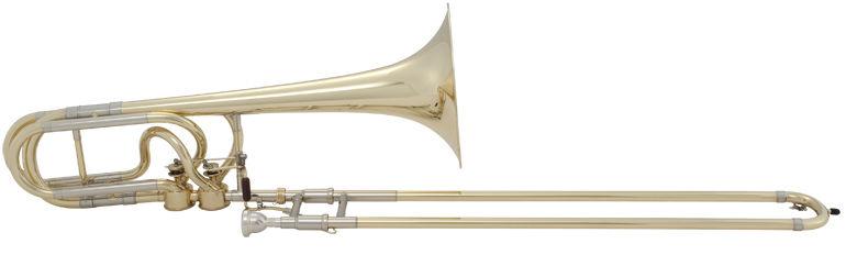 Bach LT 50A3LG Bb/F/Gb/D-Bass Tromb