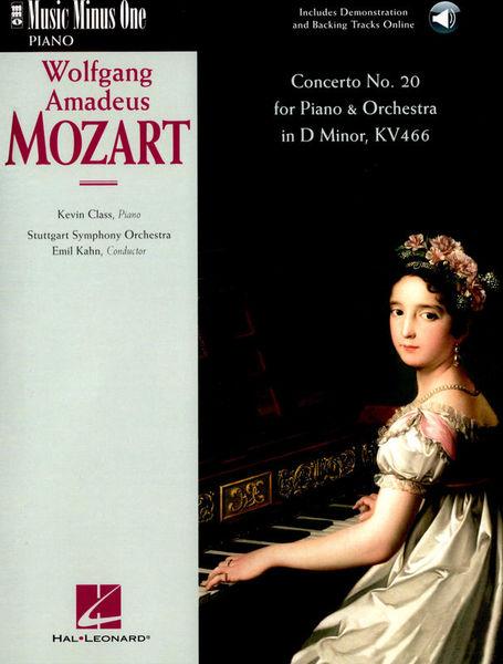 Music Minus One Mozart Concerto No.20 KV 466