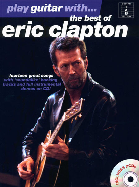 Wise Publications Play Guitar Best Eric Clapton