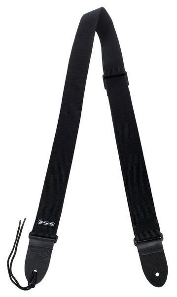 Dunlop Nylon Strap Black