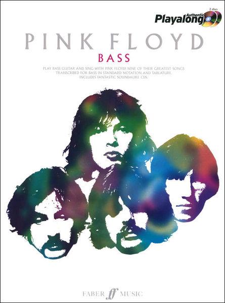 Faber Music Pink Floyd Bass