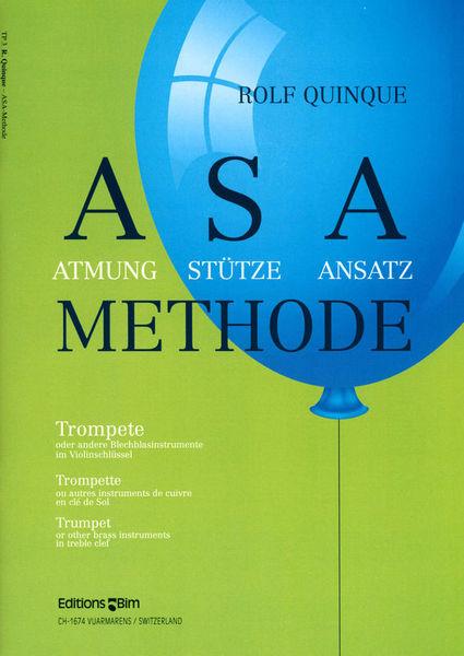 Editions Bim ASA Methode Trumpet