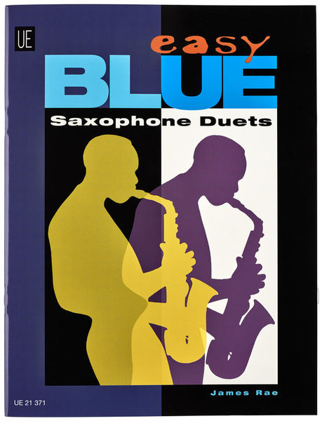 Universal Edition Easy Blue Saxophone Duets
