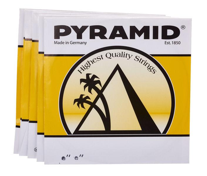 Pyramid Charango Saiten Set Steel