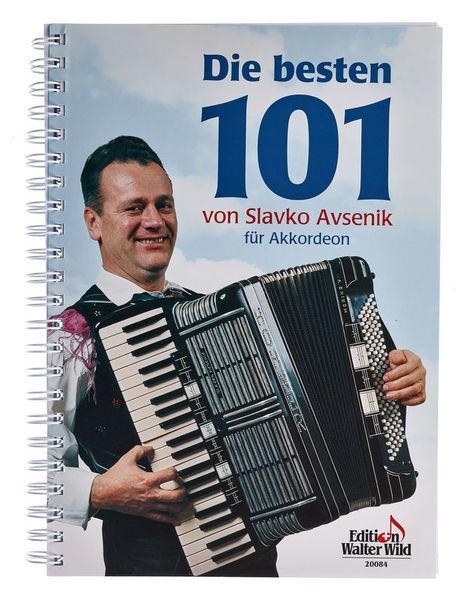 Edition Walter Wild Die besten 101 Slavko Avsenik