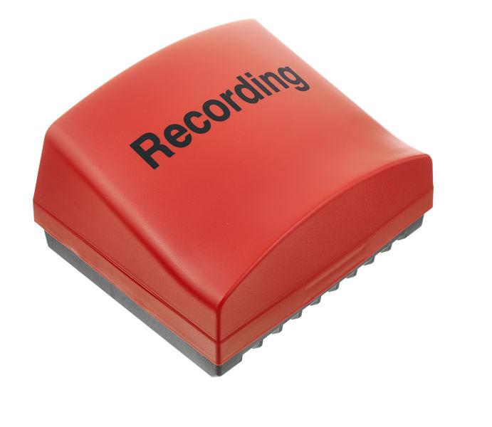 Canford Audio Recording Illum. Sign Typ A