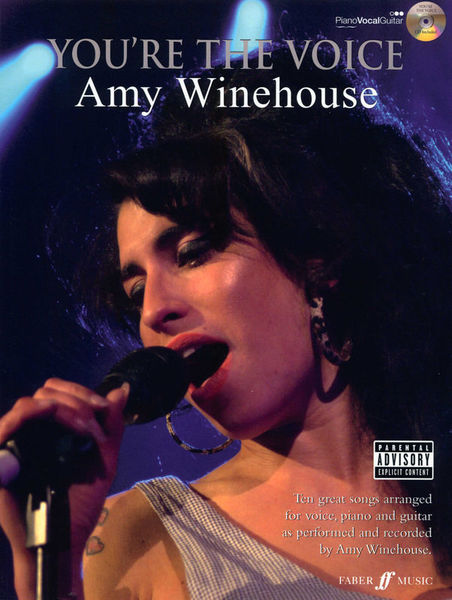 Faber Music Amy Winehouse You're The Voice