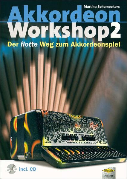 Holzschuh Verlag Akkordeon Workshop 2