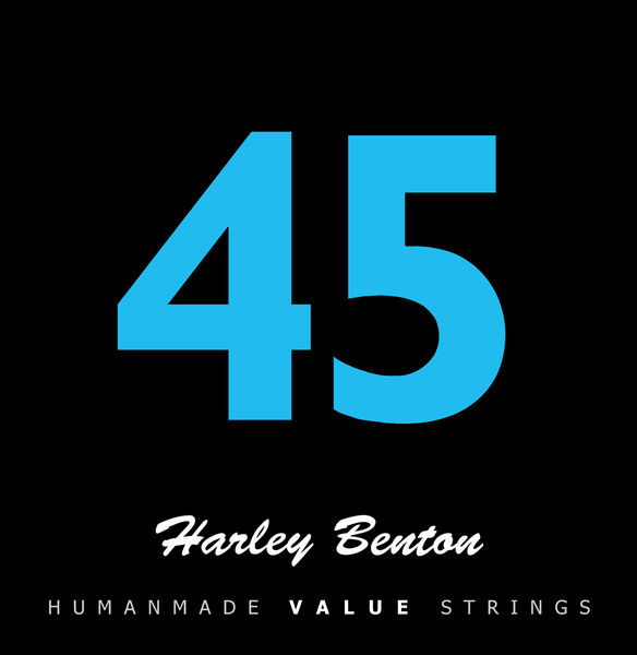 Harley Benton Valuestrings Bass 45-105