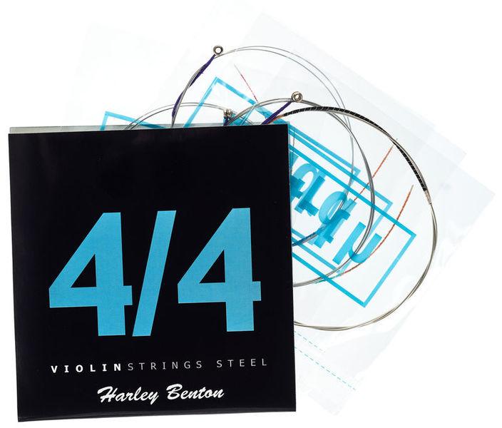 Harley Benton Violin Strings 4/4 Steel