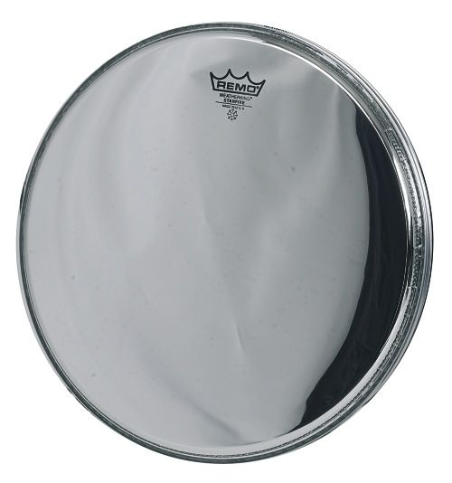 "Remo 28"" Starfire Bass Drum Chrome"