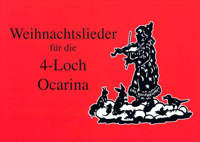 Thomann Weihnachtslieder 4Loch Ocarina