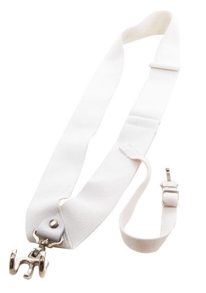 Sonor ZM6532 Strap Snare white