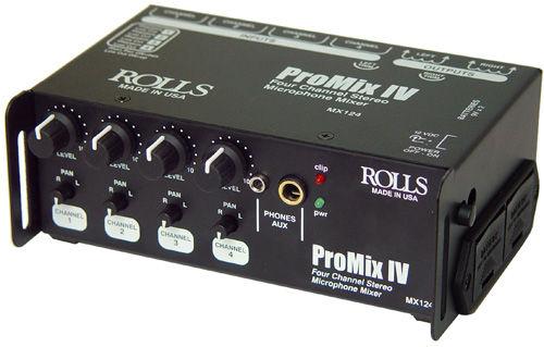 Rolls MX 124