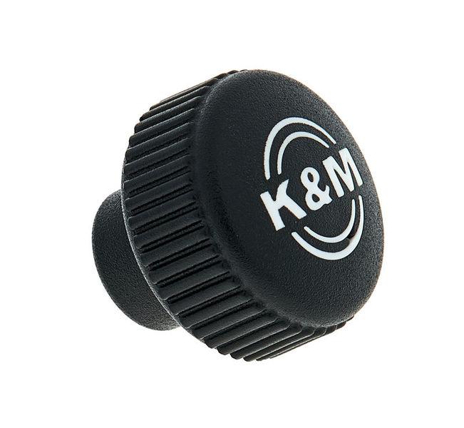 K&M Knurled Nut M5