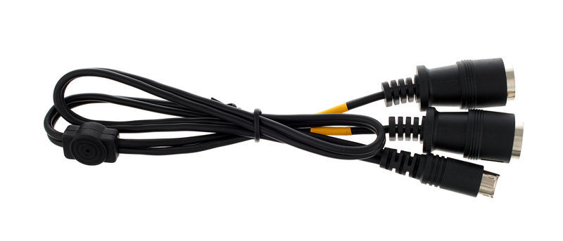 Yamaha Tenori On Midi Cable